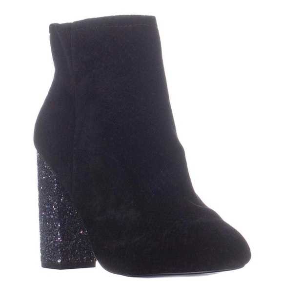 Call It Spring Shoes - Womens Talcahuano Glitter Booties